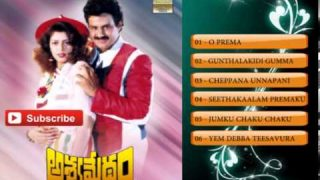 Aswamedham Telugu Movie Songs