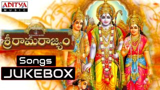 Sri Rama Rajyam Telugu Movie Songs
