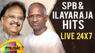 SPB Ilayaraja Telugu Video Songs