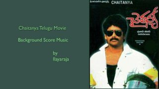 Chaitanya Telugu Movie BGM